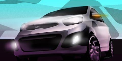 2011 Kia Picanto under consideration for Australia