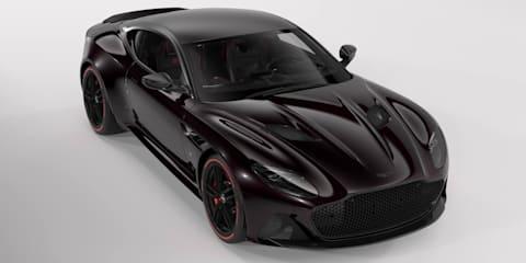 Aston Martin DBS Superleggera TAG Heuer Edition revealed