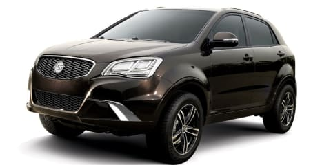 Ssangyong Korando C – the new face of Korea?