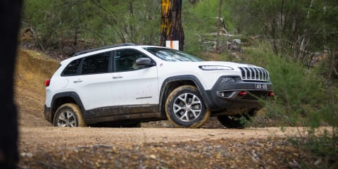 2014-16 Jeep Cherokee recalled for seat fix:: 61 vehicles affected