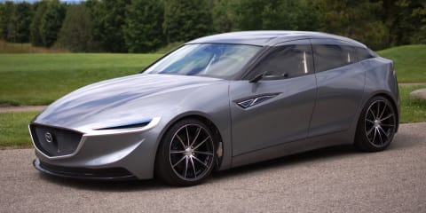 Mazda, Clemson University develop Deep Orange 3 concept