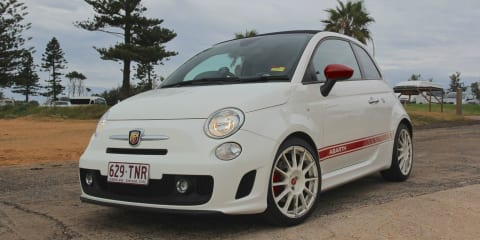 Abarth 500 Review Specification Price Caradvice