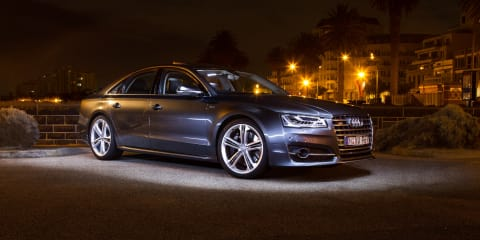 2015 Audi S8 Review