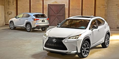 Lexus NX technological highlights revealed