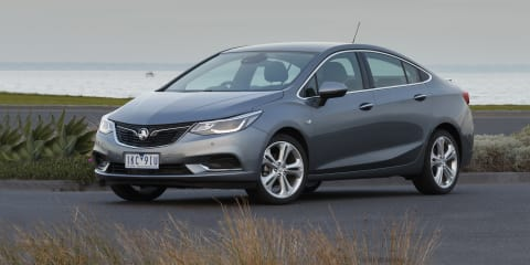 2017 Holden Astra sedan review