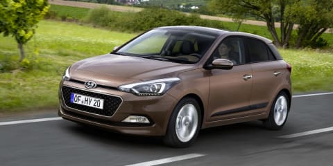 2015 Hyundai i20 : Wait continues for local confirmation of second-gen city car; Coupe on wish list