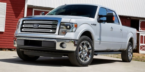 Ford recalls 1.48 million F-150 trucks in the US