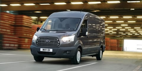 2015 Ford Transit pricing and specifications