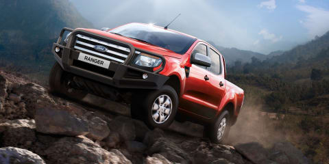 Ford Ranger, Territory recalled for sensor fix: Rear wheels could lock up, 10,520 affected