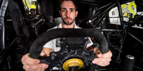 Nissan Playstation GT Academy winner Matt Simmons talks about his game plan