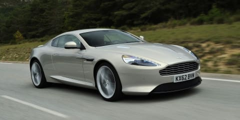 Aston Martin recall : counterfeit Chinese part used in three in four cars built since 2007