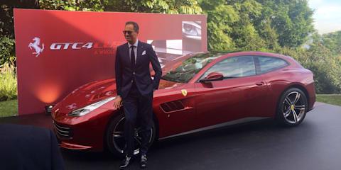 Ferrari designer says 'no way' to Ferrari SUV
