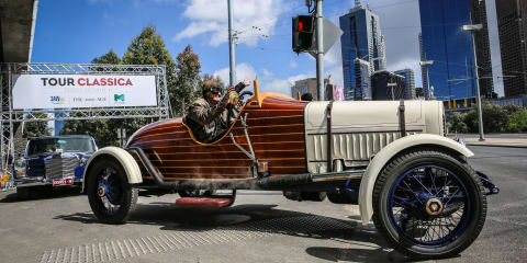 2014 Australian International Concours d'Elegance to lure more premium brands