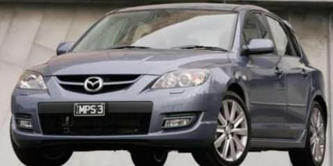 Mazda3 MPS Engine Mounting Point Recall
