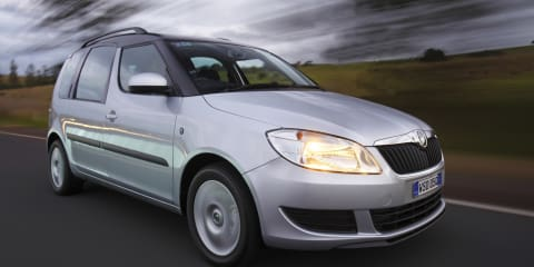 Skoda Roomster Review