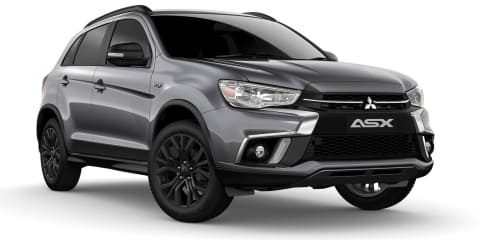 Mitsubishi ASX Black Edition launches from $26,740 - UPDATE