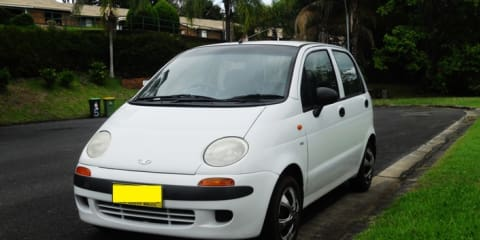 2001  MATIZ Review
