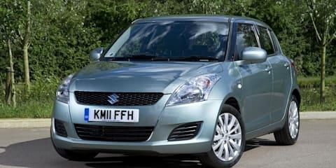 2011 Suzuki Swift 1.3 DDiS diesel