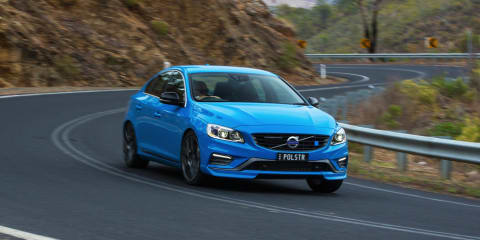 Volvo S60 Polestar : new brakes, seats, paddleshifters for 2014 upgrade
