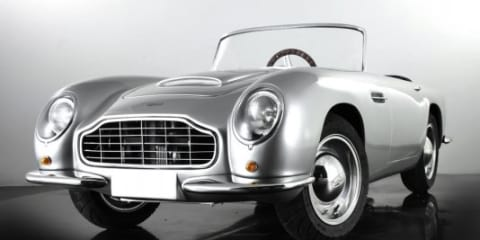 Aston Martin : baby Brit classic revealed