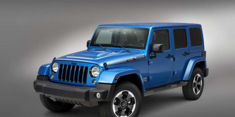 2017 Jeep Wrangler could use lightweight aluminium body to match its downsized engines
