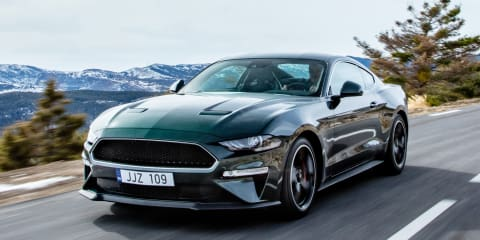 Ford Mustang Bullitt almost sold out in Australia