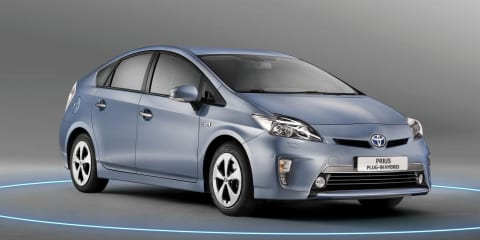 Toyota Prius Plug-In Hybrid under investigation for Australia, Prius c and MPV locked in for 2012