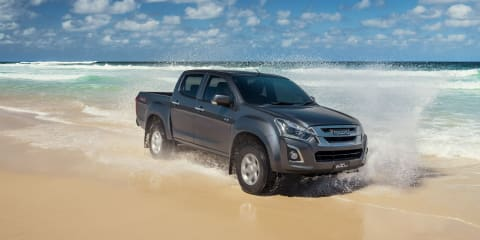 100,000 for 100: Isuzu Australia sales milestone and big birthday in 2017