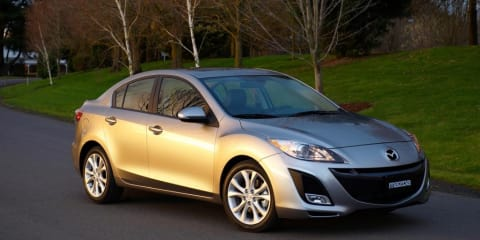 New Mazda3 to gain ESP as standard