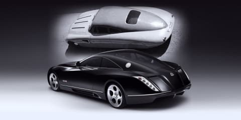 Maybach Exelero on video