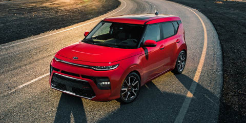2020 Kia Soul, Soul EV officially revealed
