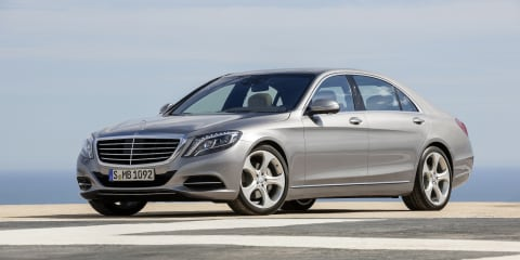 Mercedes-Benz S-Class: lighter, faster limo unveiled
