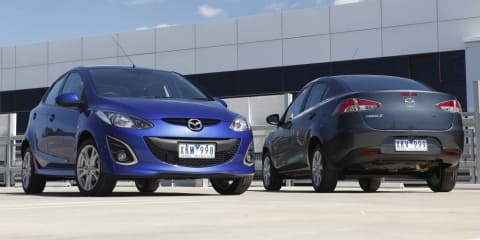Mazda 2, B Series, BT-50, RX-8 recalled for Takata airbags: 162,000 vehicles affected
