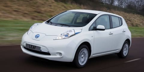 Nissan Leaf: bigger range, shorter recharge for updated EV
