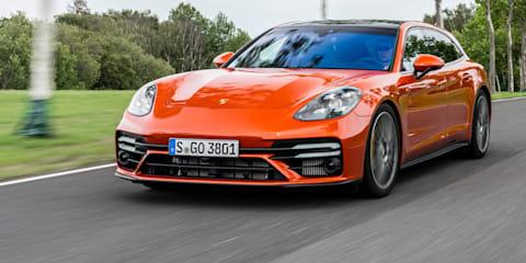 2021 Porsche Panamera Turbo S review