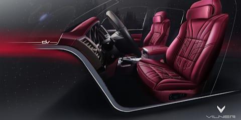 Toyota LandCruiser gets Vilner makeover