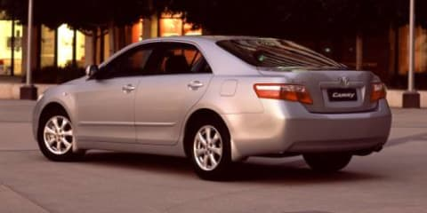 Toyota Camry Specifications