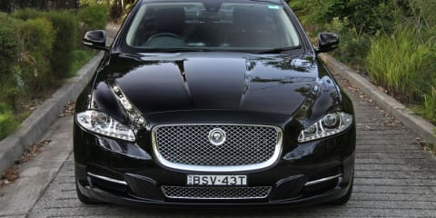 Jaguar XJ Supersport Review