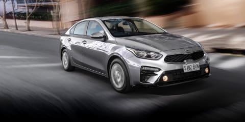 2018 Kia Cerato sedan review