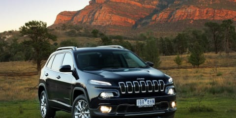 Jeep Cherokee to gain engine stop-start