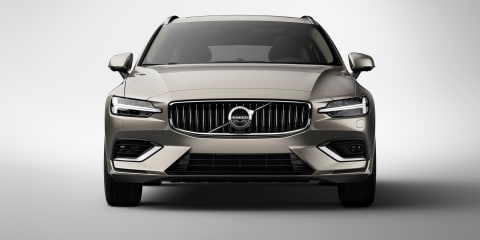 Volvo V60 coming in late 2019