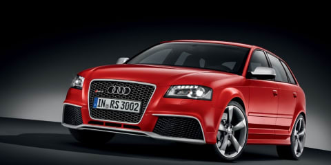 Audi RS 3 not coming to Australia