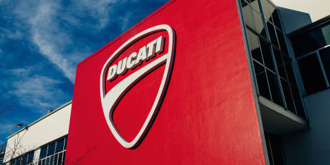 Volkswagen keen on Ducati merger or alliance - report