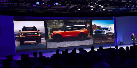 Ford 'Baby Bronco' accidentally leaked by automaker