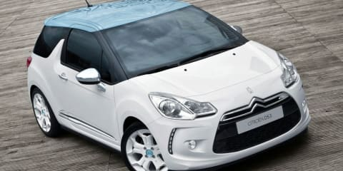 Citroen DS3 voted 2010 coolest car