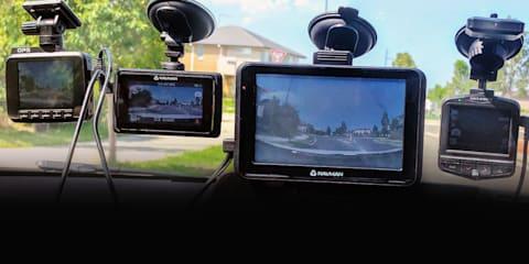 Dashcam comparison: Navig8r, Navman, Uniden