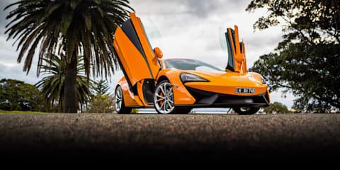2017 McLaren 540C review