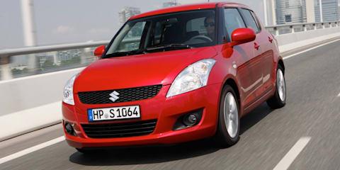 2011 Suzuki Swift interior revealed in new images