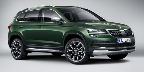 2019 Skoda Karoq Scout revealed, not for Oz