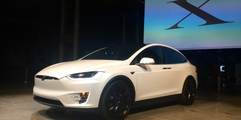 Tesla Model X:: Australian pricing and specifications for electric SUV